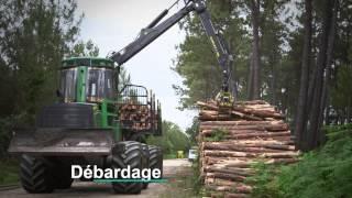 FNEDT -  Travaux d'exploitation forestière