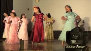 Amader Chuti Chuti Dance performance