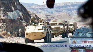 القوات المسلحة تواصل اقتلاع جذور الارهاب في سيناء
