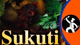 How to make Sukuti (सुकुटी कसरी बनाउने) (Buffalo Dry Meat) | Nepali Food 🍴 1