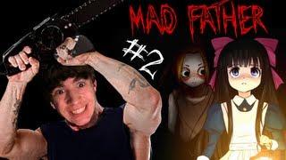 MAI DARE UNA MOTOSEGA A FAVIJ  :D - Mad Father - Parte 2