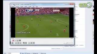 VEETLE IN VLC PLAYER STREAMING ALL