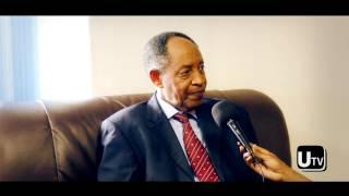 Prof. Dr. Rwigamba Balinda aganira n' UBUKUNGU TV
