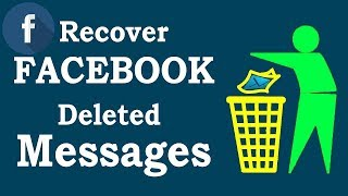 How To Recover Deleted Facebook Messages / Photos 2017- From Bangladesh