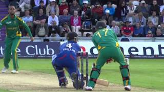 2nd ODI: England vs South Africa 2012 HD full highlights