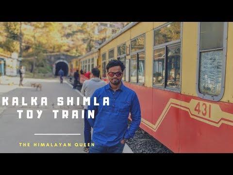 Kalka Shimla Toy Train   Himalayan Queen