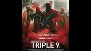 Descargar Triple 9 Full Hd Audio Latino
