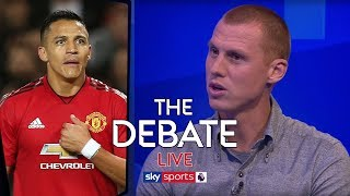 What is wrong with Alexis Sanchez at Man United? | The Debate | LIVE