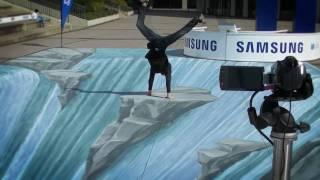 Samsung Street-Art Event at the IFA