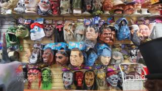 NY Novelties Novelty Store Vancouver for Mask, Wigs and Costumes