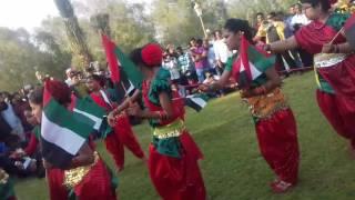 Bangla dance coverd by MYMONA and SAIMA