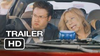 The Guilt Trip Official Trailer #1 (2012) - Seth Rogen, Barbra Streisand Movie HD