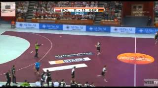 Alemanha x Polonia 29 x 26 World Championship Handball 2015