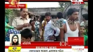 Murshidabad Beldanga man killed