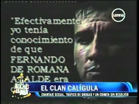 Xxx Mp4 EL CLAN CALIGULA Chantaje Sexual Drogas Y Un Crimen Sin Resolver 3gp Sex