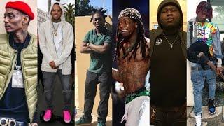Soulja Boy VS Chris Brown ALLEGEDLY MOVED TO DUBAI! Kodak READY TO BOX WAYNE! Chop & Famous Dex