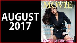 Global Movie Magazine Aug 2017 - Global Movie TV