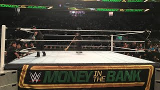 WWE Money In The Bank 2016 ROW 3 (Las Vegas, NV) | Vlog Week Day #7 | Brandon Hodge Vlog #30