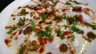 How to make Dahi Vada - Indian Recipe Video