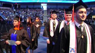 2017 May Commencement - College of Engineering