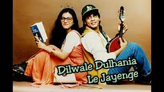 Dilwale Dulhania Le Jayenge Medley   DDJL   Shah Rukh Khan & Kajol