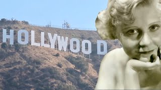 The Woman Who Jumped Off The Hollywood Sign - Peg Entwistle / Los Angeles Locations
