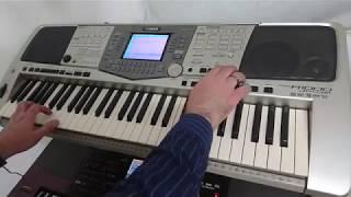نوازندگی آهنگ شاد خانومی با ارگ | Iran Music KORG Pa1000 VS Yamaha A1000