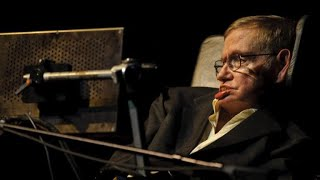 Stephen Hawking honored, his voice beamed into space