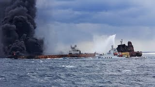Chinese FM: China to continue rescue efforts for missing sailors from Iranian tanker