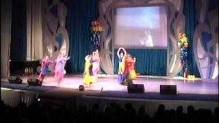 Dance No.16(Group-Rangila, Bolgodonsk) Holi Mela & 4 th All Russia Indian Dance Competition 2010