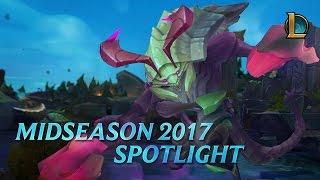 Midseason 2017 Spotlight - League of Legends