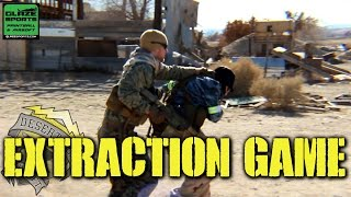 DesertFox Airsoft: Extraction Game DesertFox MOUT (Glaze Sports Game)