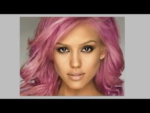 Photoshop CS6 & CC Changing Hair Colour Tutorial