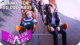 Outtakes | 100.000 Abo Special - Knallerfrauen mit Martina Hill