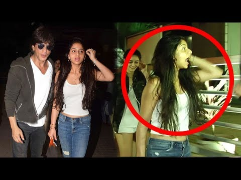 Xxx Mp4 Shahrukh Khan 39 S Daughter Suhana Khan Gets Harassed By Media BADLY In Public 3gp Sex