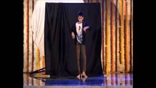 Tejas Solo Lungi Dance 2014