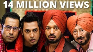 NEW PUNJABI COMEDY FILM 2016 || LATEST FULL MOVIES || Binnu Dhillon || Jaswinder Bhalla |