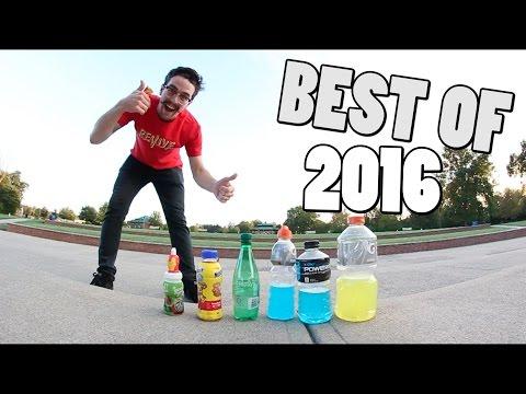 BEST BOTTLE FLIPS 2016