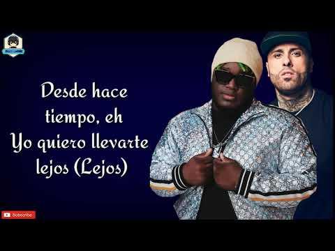 Nicky Jam ft Sech Atrevete《Letra》
