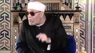 """"""" ولقد فتنا سليمان """" الشيخ الشعراوي"""