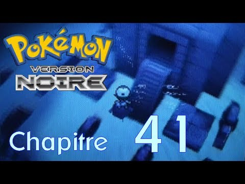 Pokémon Noir Chapitre 41 Les Ruines des Abysses