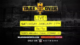 Get NXT TakeOver: Philadelphia tickets starting Friday, Dec. 1
