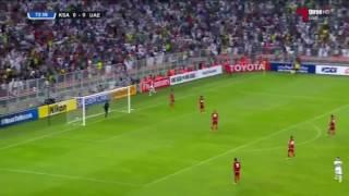 أهداف مباراة السعودية والإمارات 0-3 و جنون المعلق خليل البلوشي