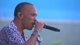 Anderson  Paak & The Free Nationals Live At Bonnaroo 2018
