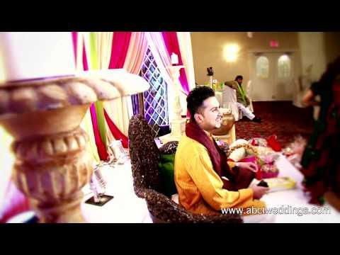 Sana&Shan Mehndi Highlights