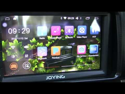 JOYING 2GB 2-Din Android 5.1.1 Review Nov. 2016