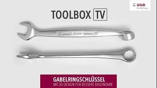 WGB Das Werkzeug Toolbox TV - HOT!Force Ringmaulschlüssel