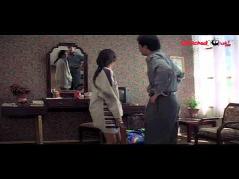 Roja Telugu Movie Scenes Madhubala Wears Aravinda Swamy s shirt Nasser AR Rahman