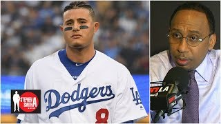 Padres aren't going anywhere even with Manny Machado – Stephen A.   The Stephen A. Smith Show