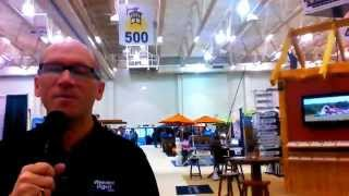LAKE HOME and CABIN SHOW hours - cabin life